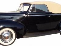JohnMargaret's'40 Convertible 1
