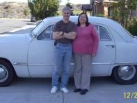 Ron P's '50 Fordor custom