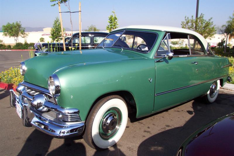 Jay's '51 Ford Victoria, Dearborn