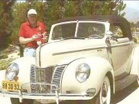 Bob Curwin  40 convertible