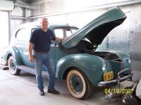John's '40 Sedan
