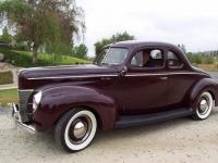 Skip's  '40 Coupe