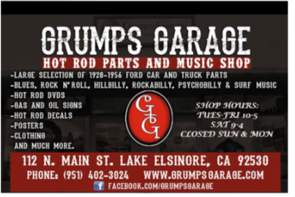 Grumps Garage