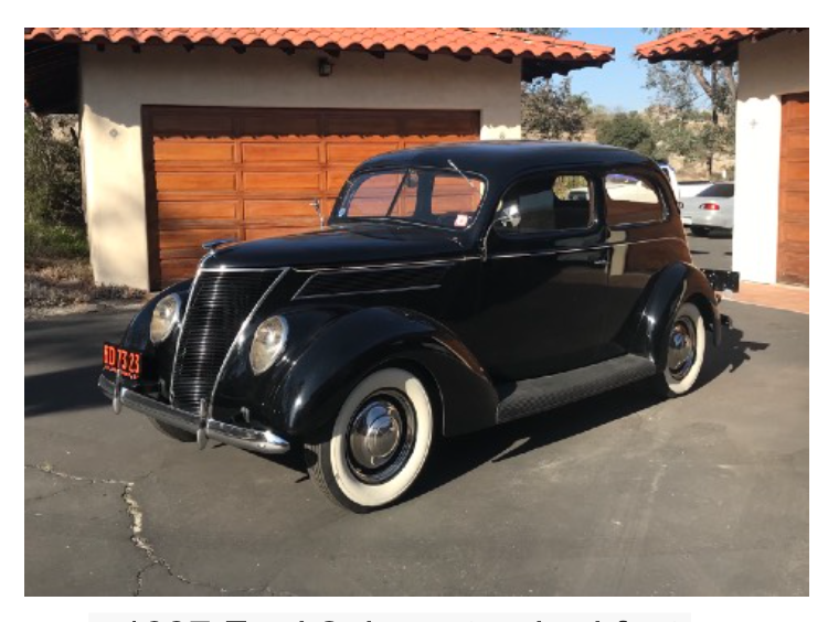 1937 Ford standard 2102