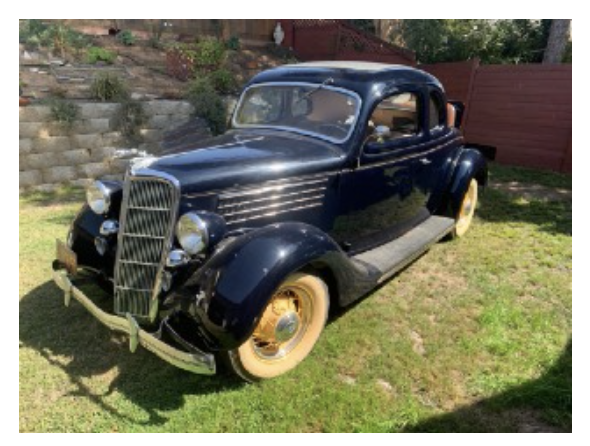 1935 Ford 5 2110